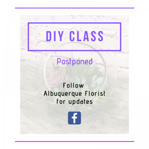 DIY Flower Classes